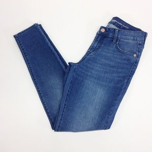 Old Navy Super Skinny Jeans Mid-Rise